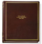 Presidential Oversize Personalized Photo Album