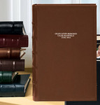 Shelbourne Personalized Memo Photo Album