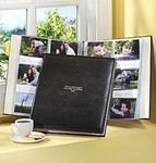 Shelbourne Large Personalized Photo Album