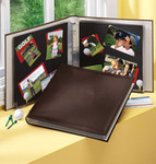 Shelbourne 12 x 12 Photo Album   Black